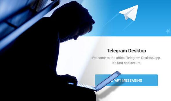 هک اکانت های تلگرامی