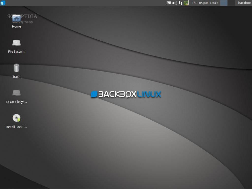 آموزش نصب و پیکربندی BackBox