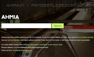 موتورهای جستجوی دیپ وب 2
