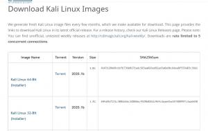 آموزش نصب کالی لینوکس روی فلش 1