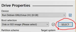 آموزش نصب کالی لینوکس روی فلش 3