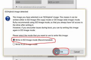 آموزش نصب کالی لینوکس روی فلش 7