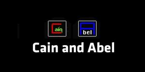 ابزار Cain and Abel